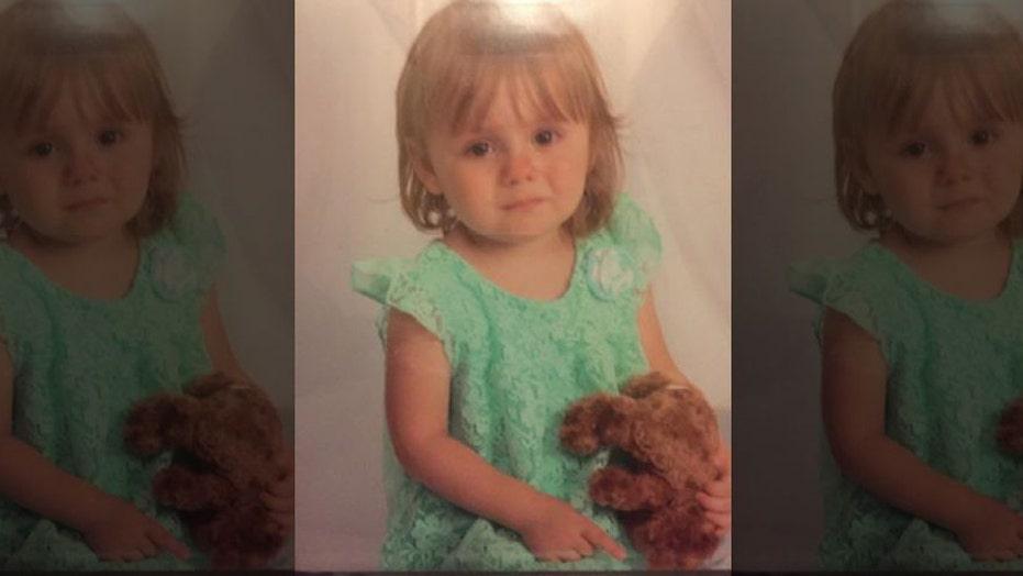 Missing toddler found in rural Ohio field