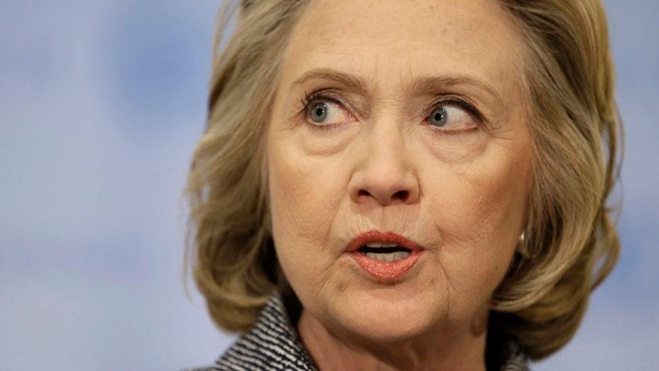 Hillary Clinton vs. the Benghazi committee
