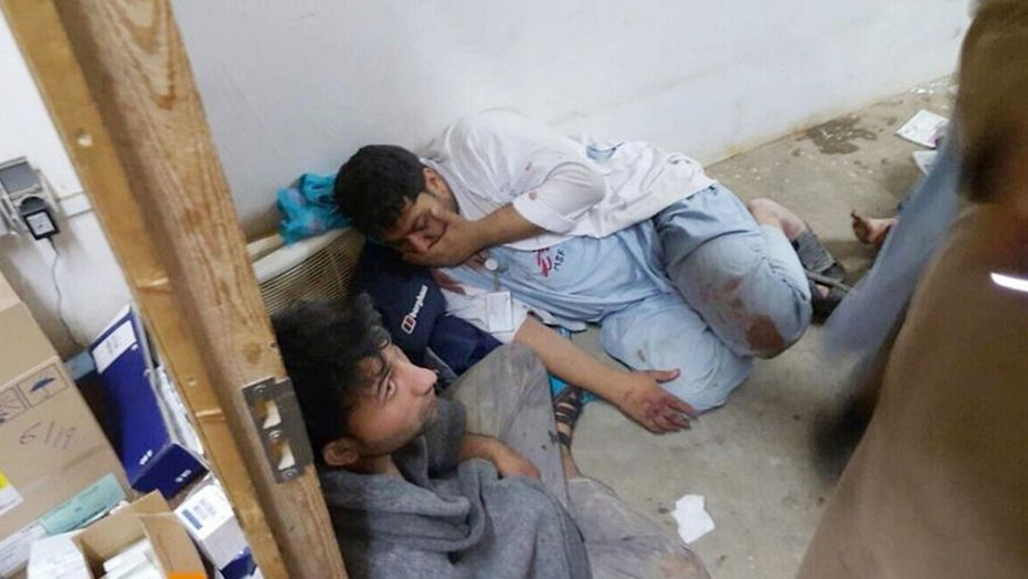 US general: Afghan forces called in airstrike on hospital