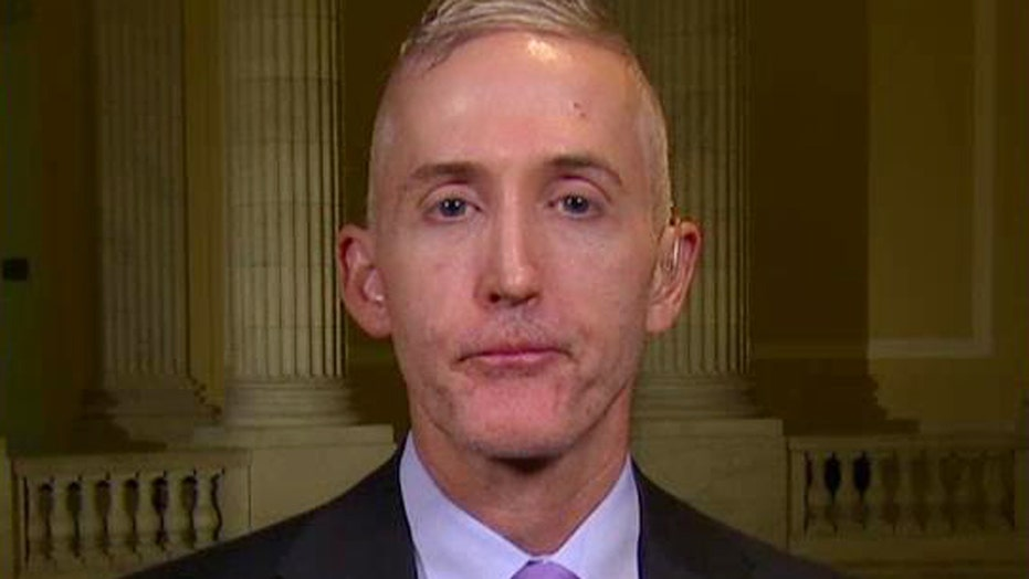 Rep. Trey Gowdy defends Benghazi committee amid criticism