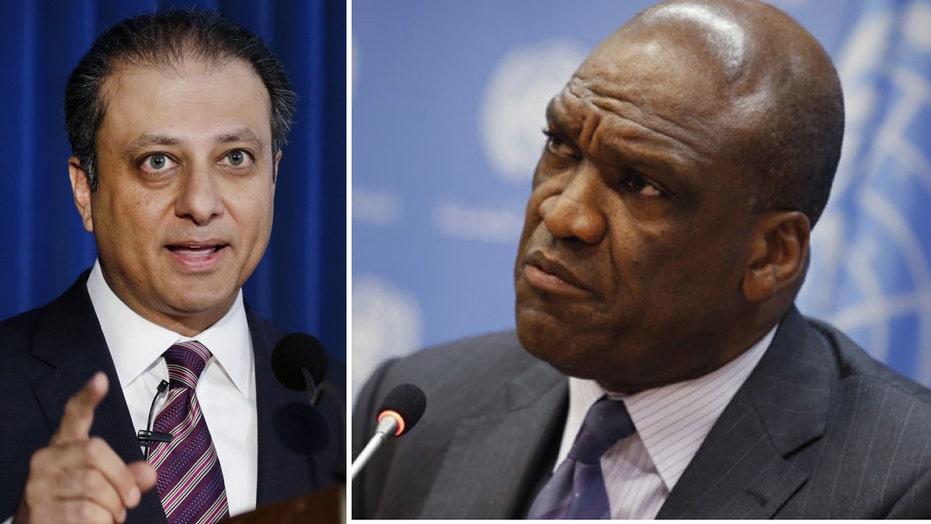 Former UN president arrested in bribery scheme