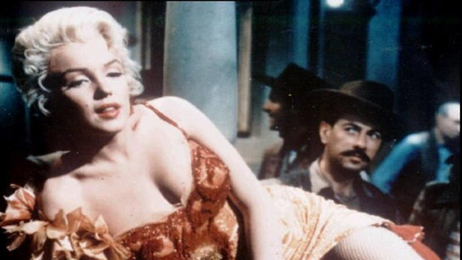 Marilyn Monroe's legacy alive and well