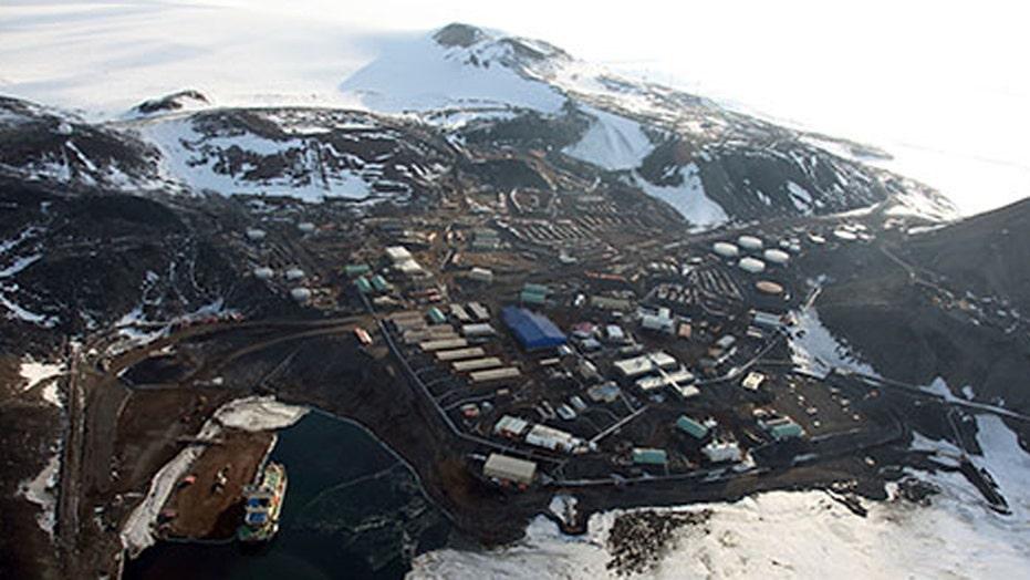 Breathalyzer tests for drunk Antarctic scientists?