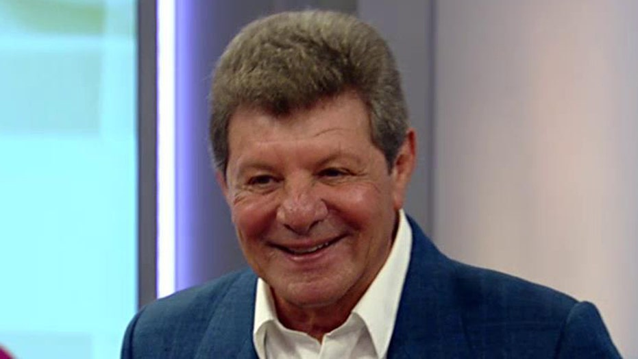 Cooking with 'Friends': Frankie Avalon's taste of Italy