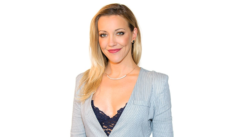 'Arrow' Star Katie Cassidy Trains Like a Superhero