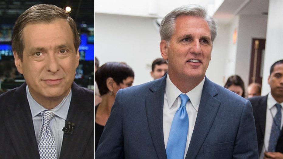 Kurtz: How the press blew it on 'Speaker' McCarthy