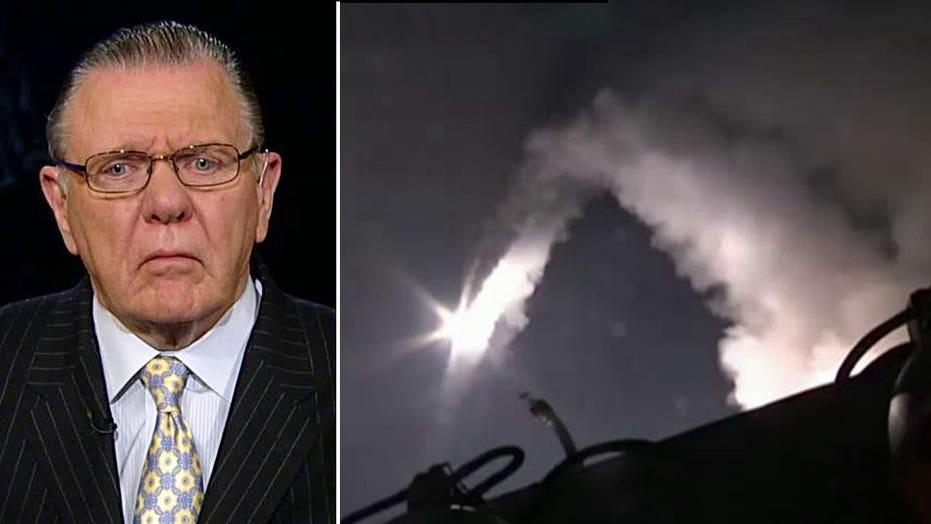 Gen. Keane warns Putin starting proxy war with US