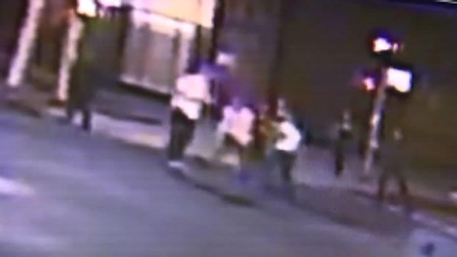 Police release surveillance video of Spencer Stone attack