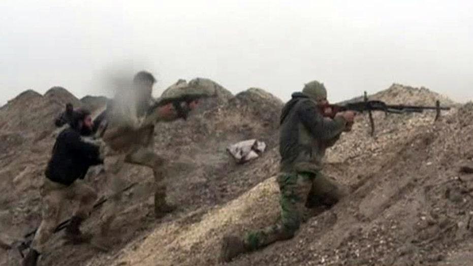 Why did the Pentagon's Syria rebel training program fail?