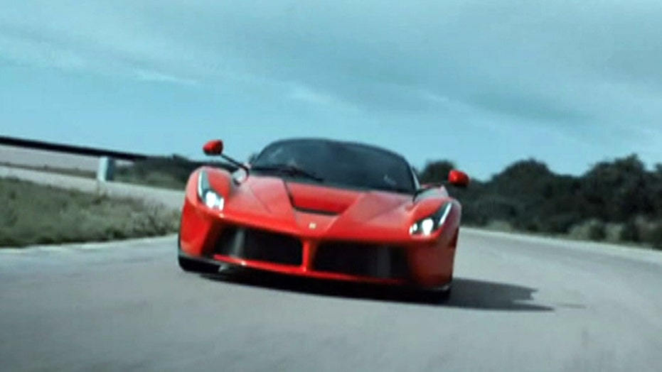 Ferrari to go public, expects big business