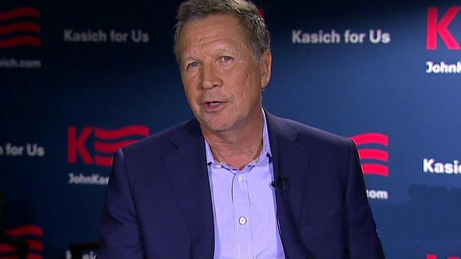 Kasich takes on House Speaker turmoil, gov't dysfunction