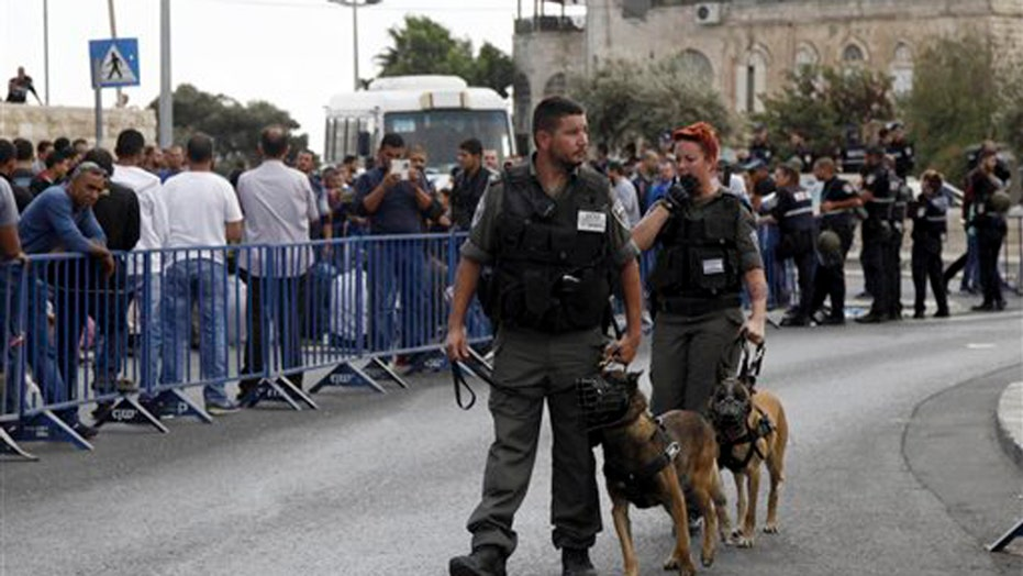 Series of stabbings in Israel, tension builds in Middle East