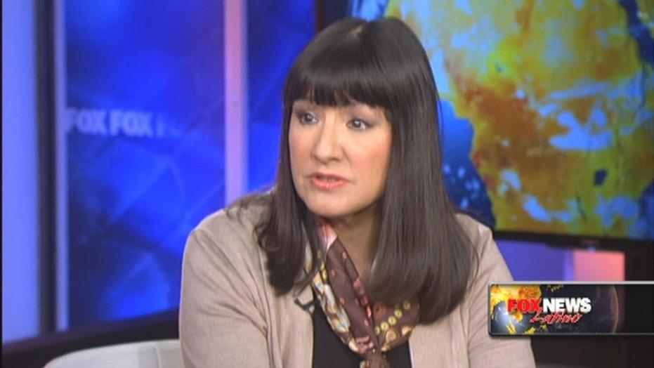 Sandra Cisneros: 'Donald Trump is a frightened man'