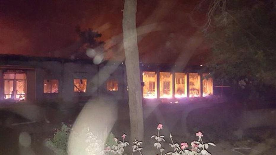 Pentagon to make 'condolence payments' to Kunduz victims