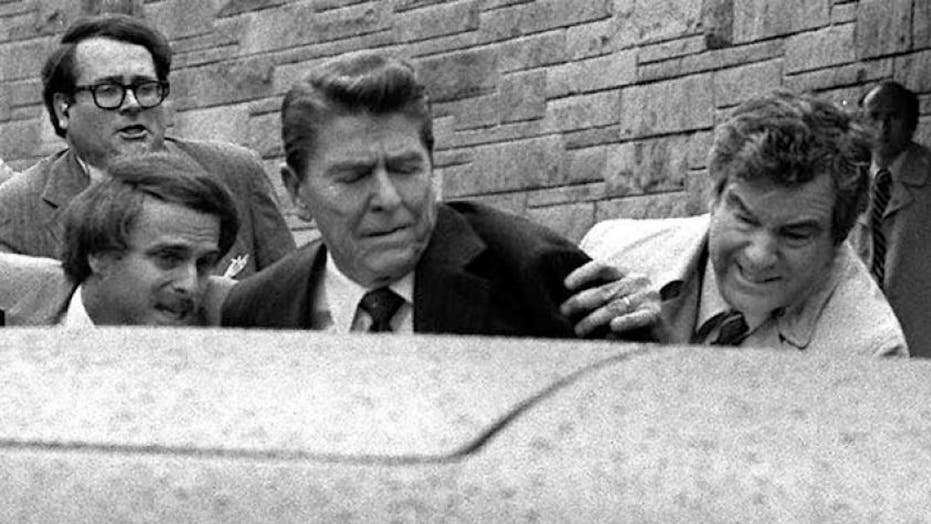 Secret Service agent who saved President Reagan's life dies