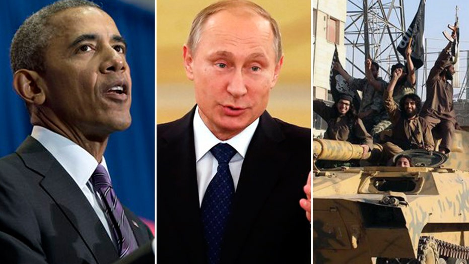 Can US trust Russia to lead the fight against ISIS?