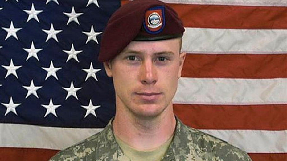 Army officer advises no jail time for Bowe Bergdahl