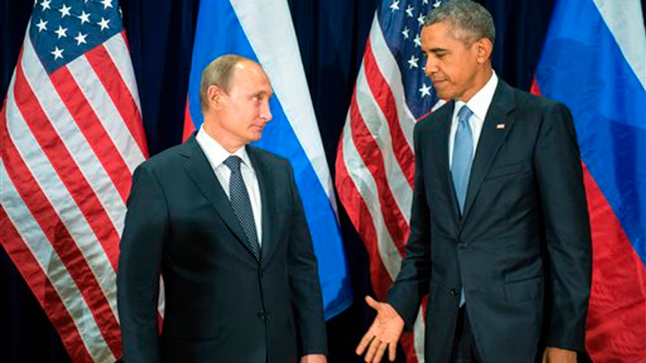 Putin's support of Assad tests Obama's diplomatic skills