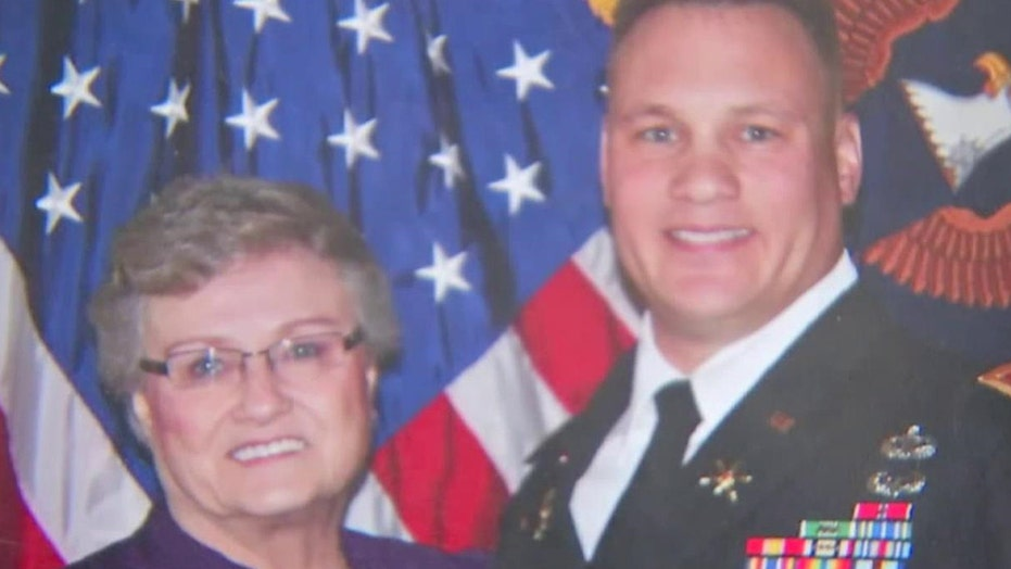 Mom fights to keep tribute to military son on display