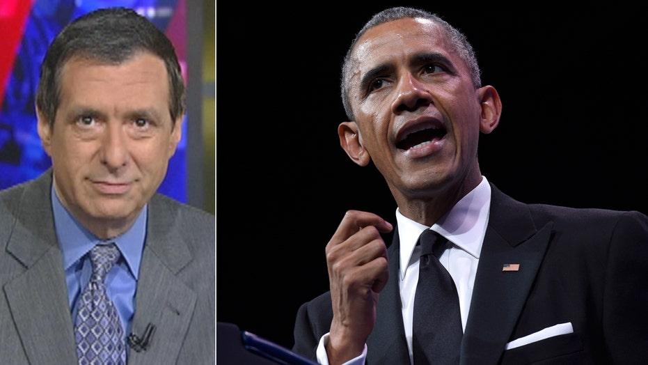 Kurtz: Steve Kroft vs. Barack Obama