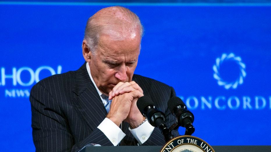 Joe Biden continues to mull 2016 presidential run