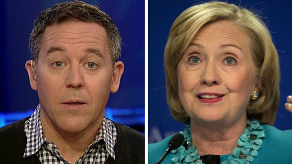 Gutfeld: Questions I'd like Hillary Clinton to answer