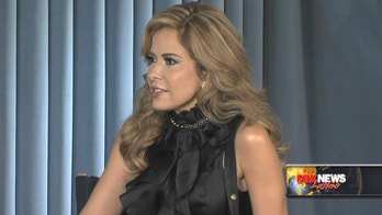 Mexican rocker Gloria Trevi on the road again, opens up about her troubled past