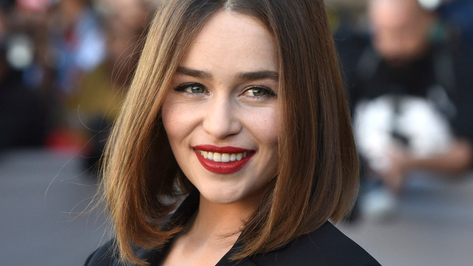 Emilia Clarke is 2015's Sexiest Woman Alive
