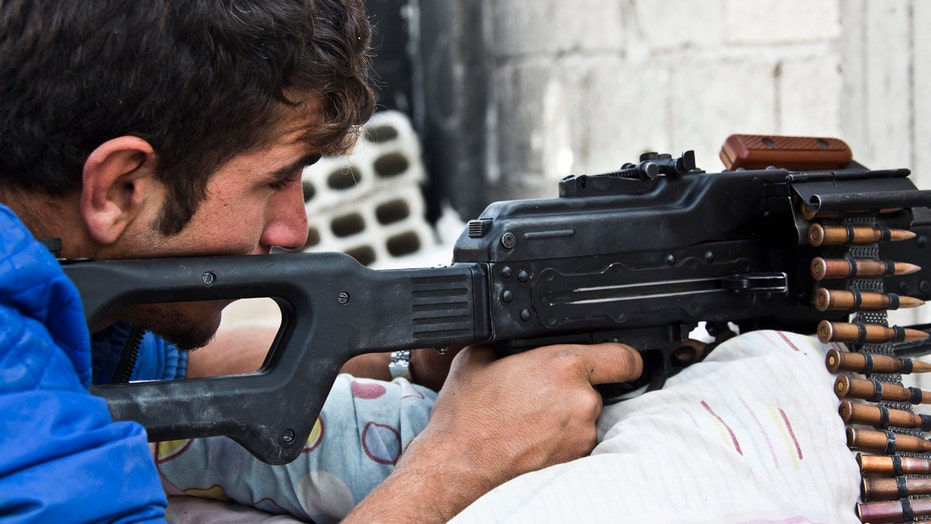 Report: US-backed Kurds are displacing Syrian civilians