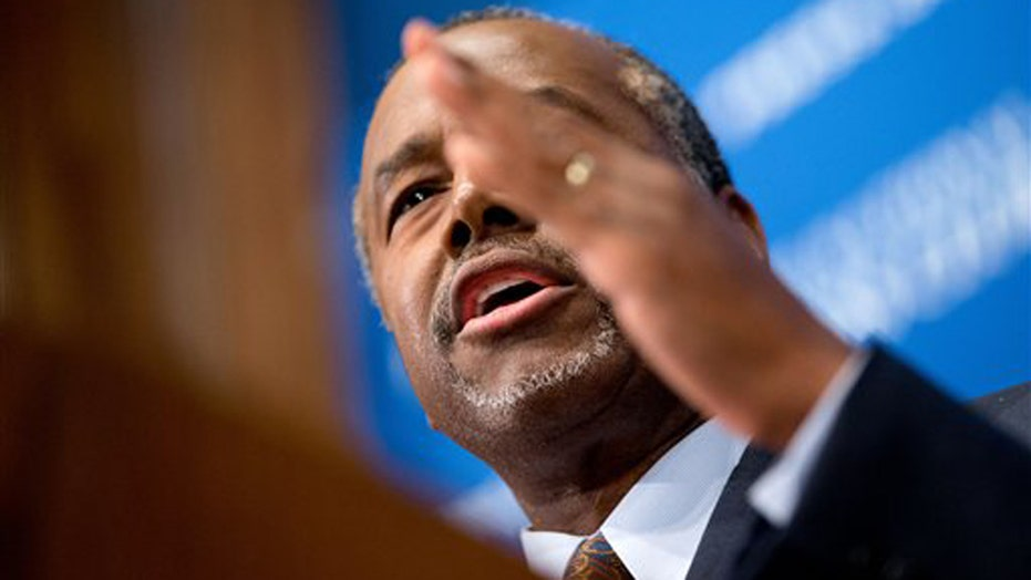Are the media too quick to attack Ben Carson's comments?