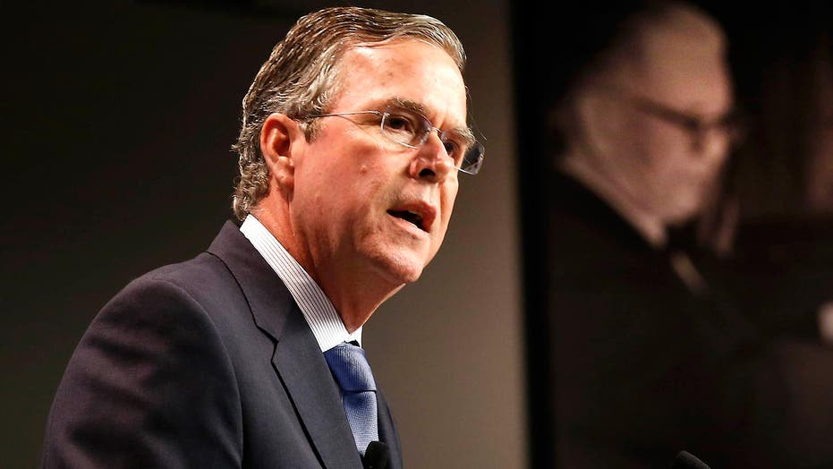 Jeb Bush puts Democrats on the spot over ObamaCare support