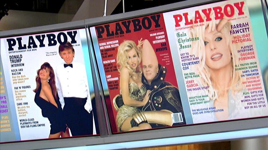 Playboy explains decision to stop publishing nude photos