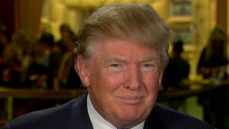 Trump talks 'SNL,' polls, live tweeting Democratic debate
