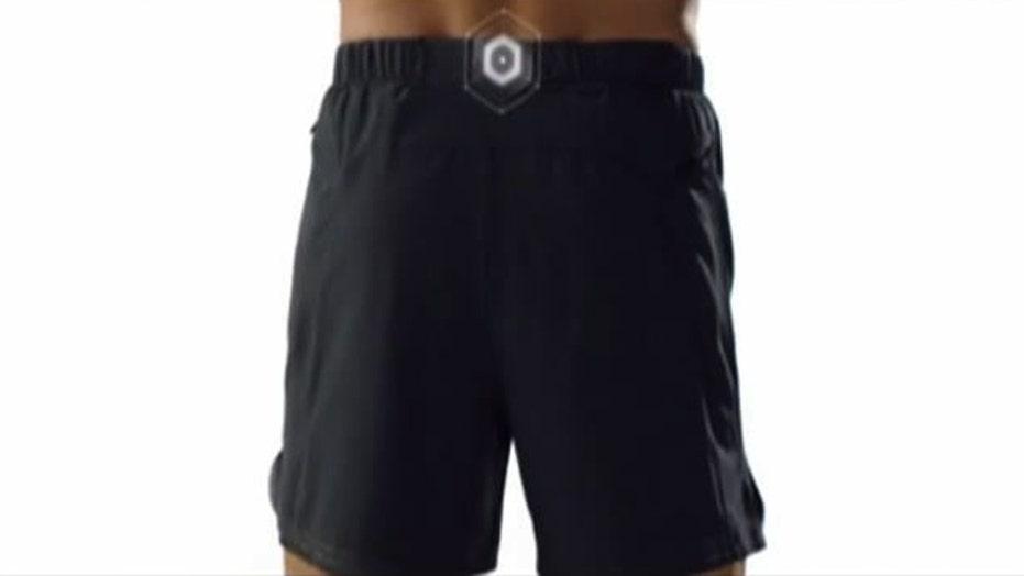 """""""Smart shorts"""" for a better run"""