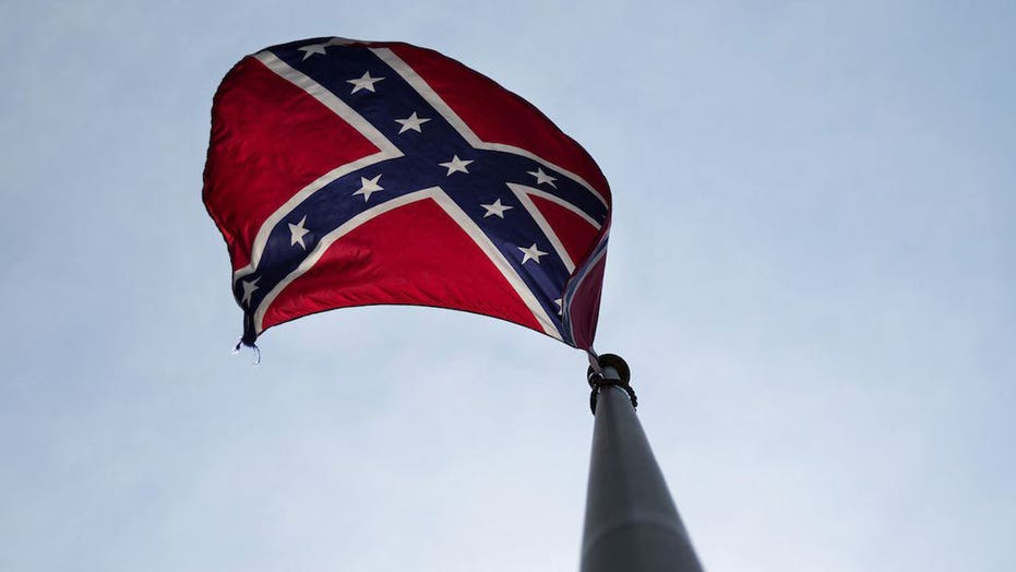 Georgia authorities going after Confederate flag supporters