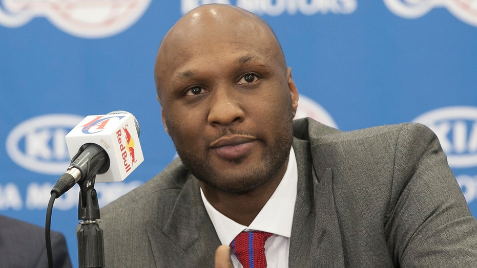 Lamar Odom was 'foaming at the mouth'