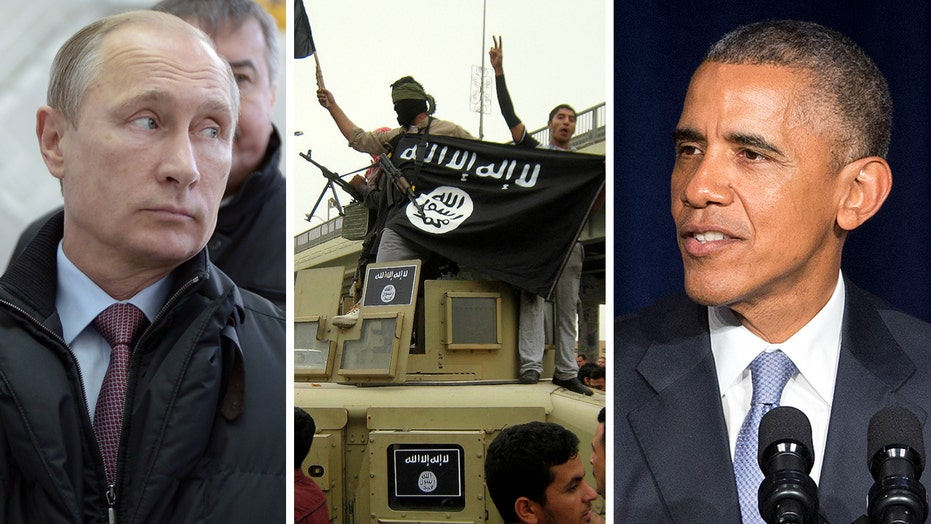 Russia blasts White House for refusing to share ISIS intel