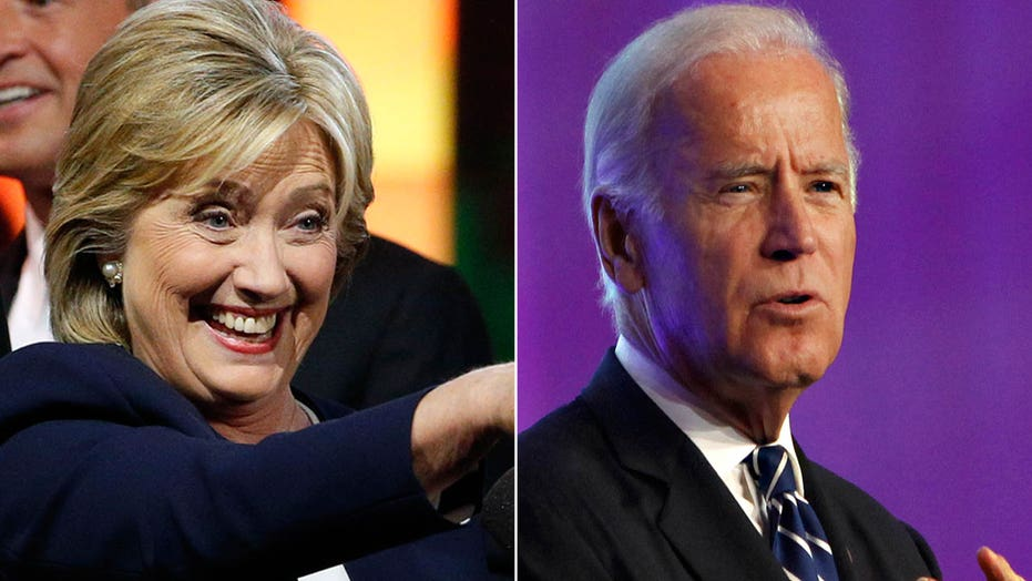 Will Clinton's debate performance keep Biden on sidelines?