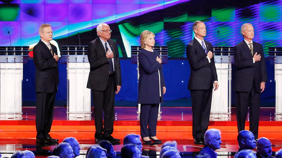 Grading the candidates on first Democratic debate