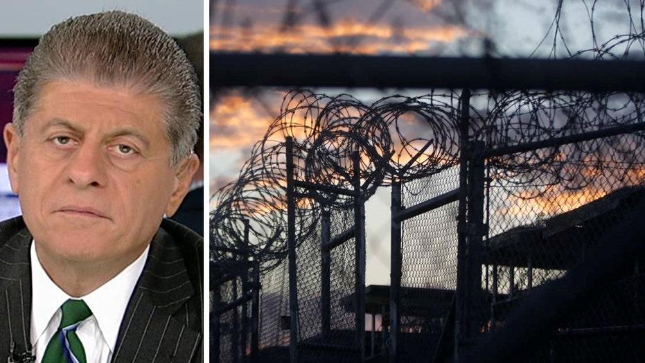 Judge Napolitano: Gitmo has become a 'devil's island'