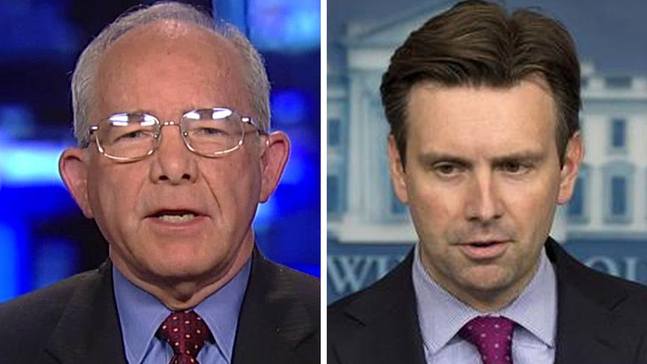 Amb. Gnehm: You can't deny there's a proxy war in Syria