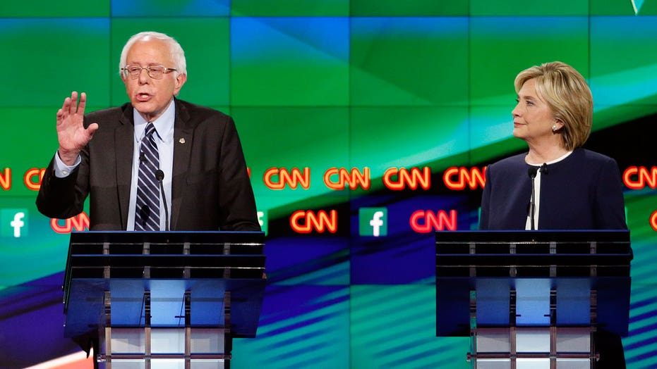 Who were the winners and losers of the Democratic debate?