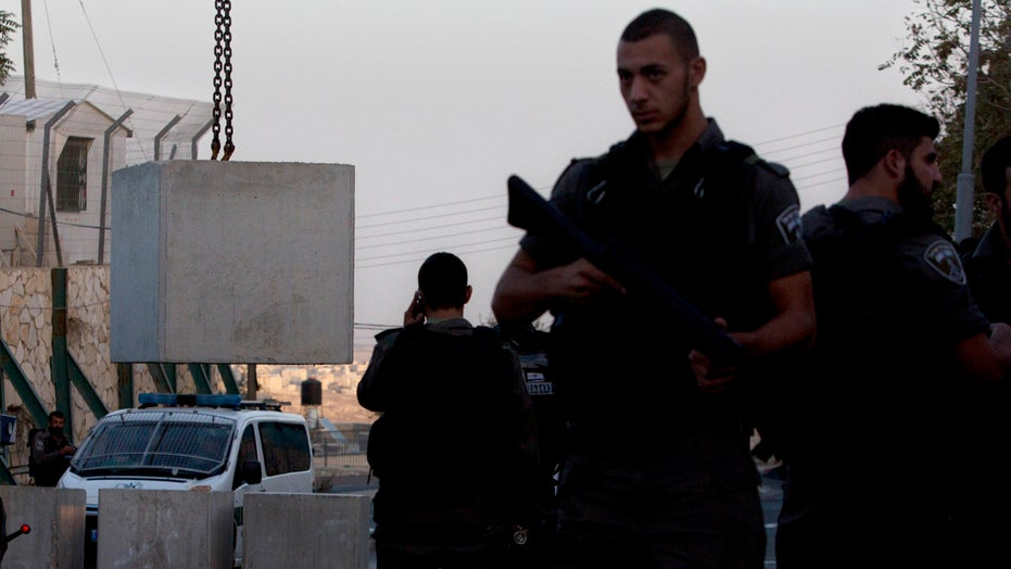 Israel deploys troops in response to Palestinian attacks