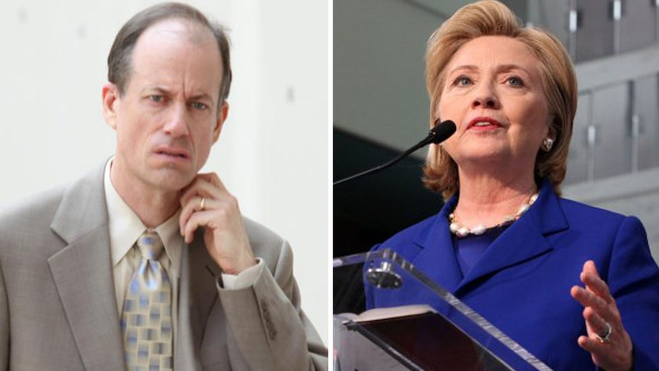 Whistleblower calls out double standard in Clinton case