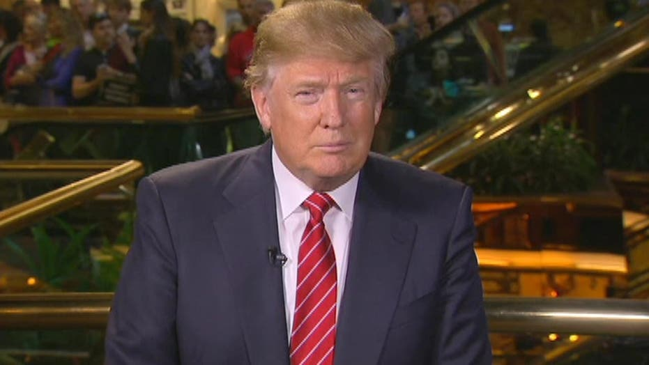 Trump: If I was a Dem, I'd have Secret Service protection