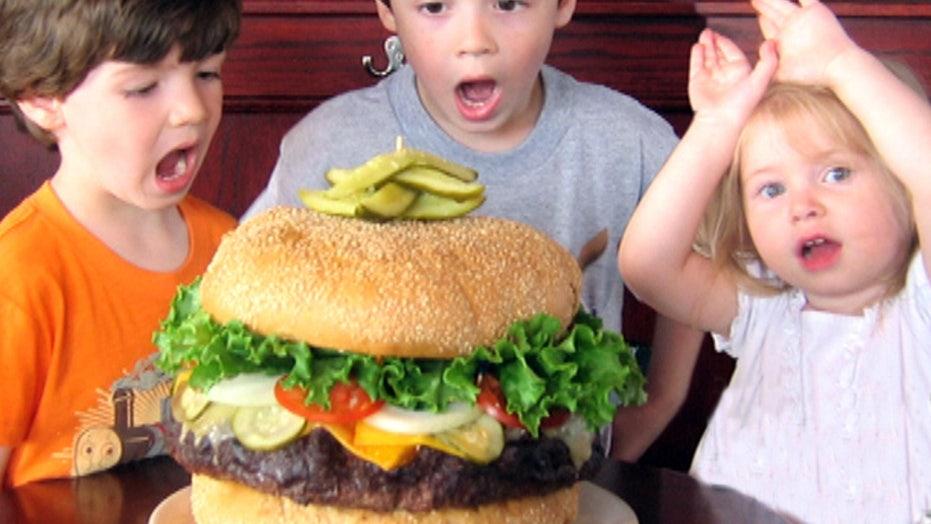 Gourmet to wacky, burgers keep getting crazier