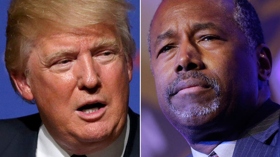 CNBC caves to debate demands of Trump, Carson