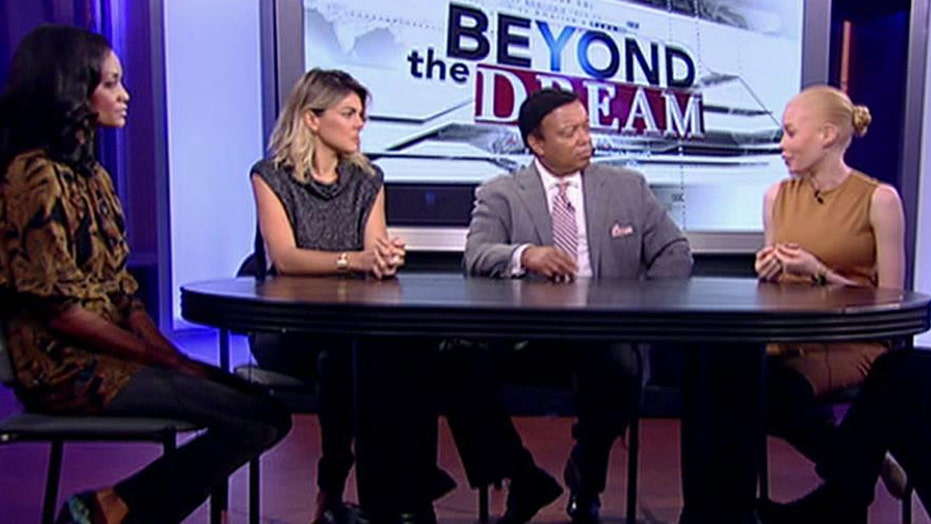 Beyond The Dream: Speaking up against sex trafficking