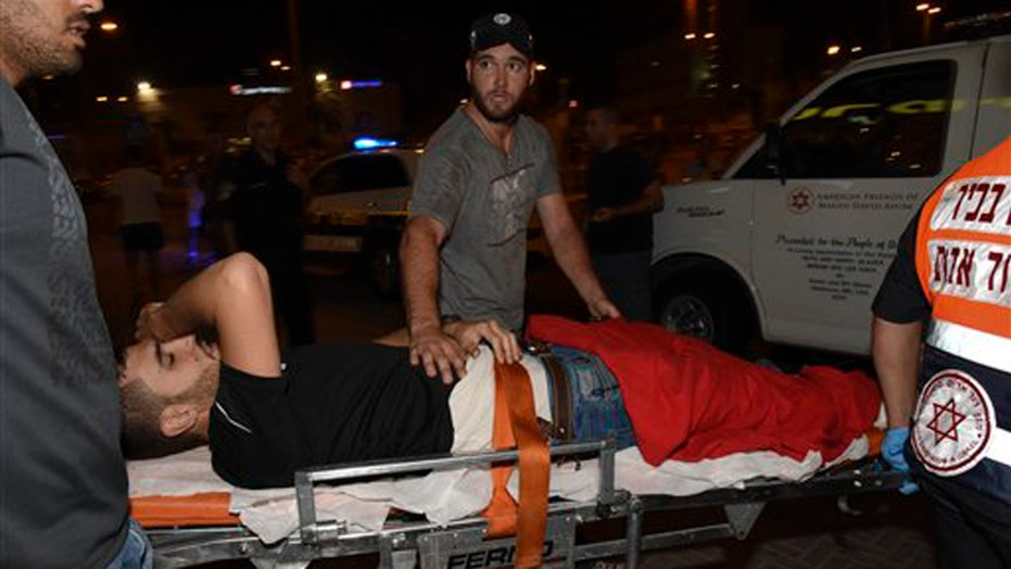 Eric Shawn reporting: The attacks in Israel continue