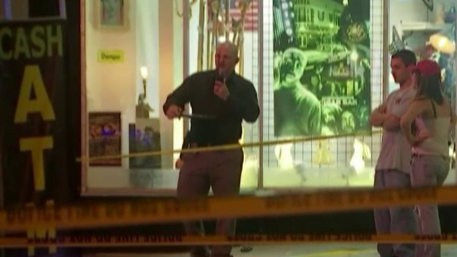 Manhunt underway for gunman in deadly Zombicon shooting